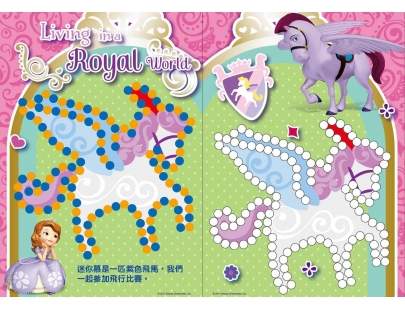 Sofia the First Activity Fun Sticker Book_頁面_05