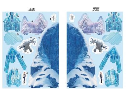 3D動手作 冰雪奇緣-內拼1